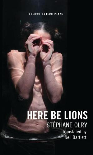 Here Be Lions: (Hic Sunt Leones) (Paperback)