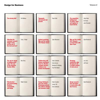 Design for Business: Volume 2 (Paperback)