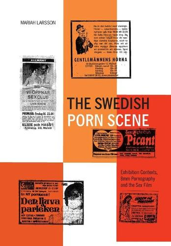 The Swedish Porn Scene: Exhibition Contexts, 8mm Pornography and the Sex Film (Paperback)