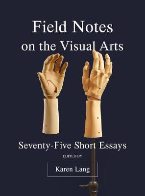 Field Notes on the Visual Arts (Paperback)
