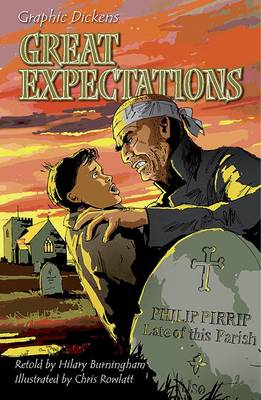 Great Expectations - Graphic Dickens (Paperback)