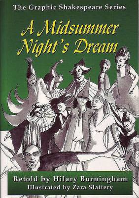 Midsummer's Night Dream - Graphic Shakespeare (Paperback)