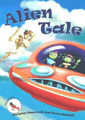 Alien Tale - Readzone Reading Path Redstarts (Paperback)