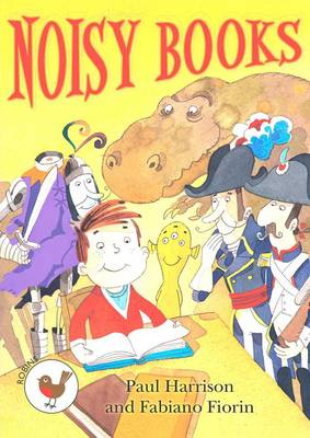 Nosiy Books - ReadZone Reading Path Robins (Paperback)