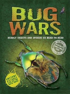 Bug Wars - Animal Wars (Hardback)