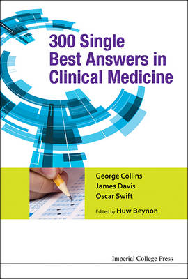 300 Single Best Answers In Clinical Medicine (Paperback)