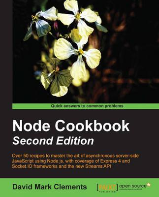 Node Cookbook (Paperback)
