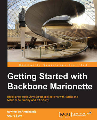Getting Started with Backbone Marionette (Paperback)
