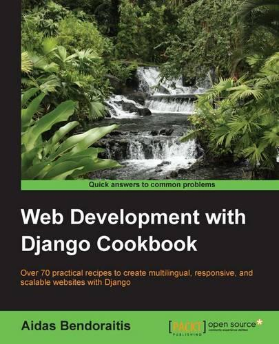 Web Development with Django Cookbook (Paperback)