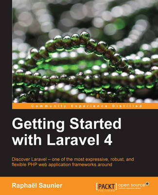 Getting Started with Laravel 4 (Paperback)