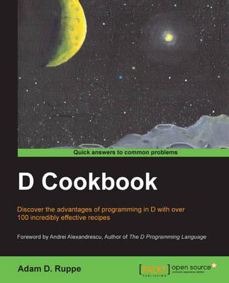 D Cookbook (Paperback)