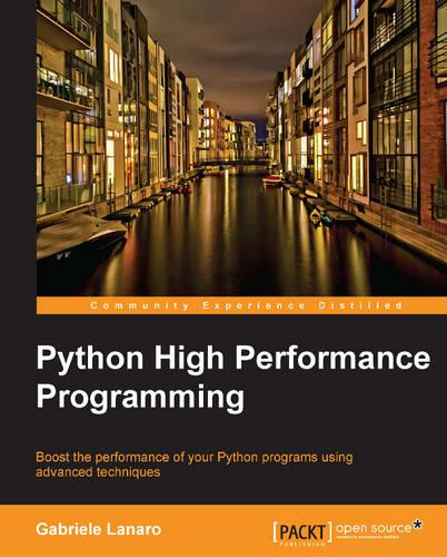 Python High Performance Programming (Paperback)