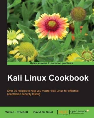 Kali Linux Cookbook (Paperback)
