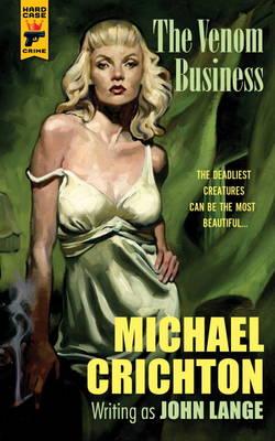 The Venom Business - Hard Case Crime (Paperback)