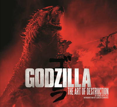 Godzilla - The Art of Destruction (Hardback)