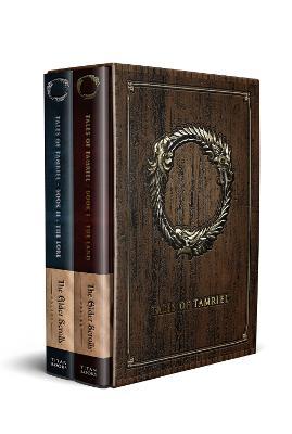 The Elder Scrolls Online - Volumes I & II: The Land & The Lore (Box Set): The Land & the Lore (Box Set) (Hardback)