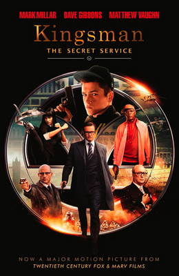 The Secret Service: Kingsman (movie tie-in cover) (Paperback)