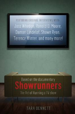 Showrunners: How to Run a Hit TV Show (Paperback)
