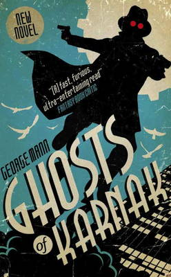 Ghosts of Karnak (A Ghost Novel) (Paperback)