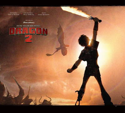 The Art of How to Train Your Dragon 2 (Hardback)