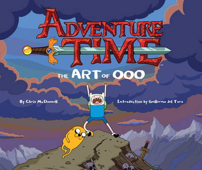 Adventure Time - The Art of Ooo (Hardback)