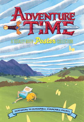 Adventure Time - A Totally Math Poster Collection (Paperback)