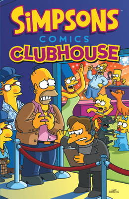 Simpsons - Comics Clubhouse (Paperback)