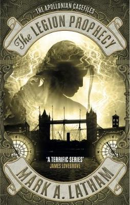 The Legion Prophecy: The Lazarus Gate 3 (Paperback)