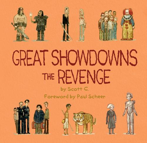 Great Showdowns: The Revenge (Hardback)