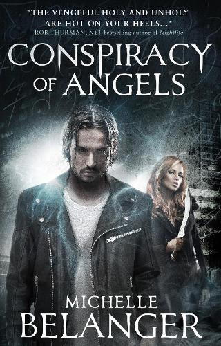 Conspiracy of Angels (Novels of the Shadowside) (Paperback)