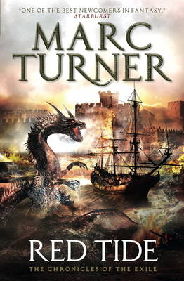 Red Tide: Book 3 - Chronicles of the Exile 3 (Paperback)