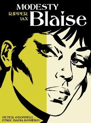 Modesty Blaise Ripper Jax (Paperback)