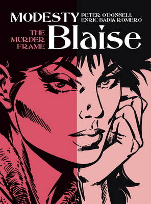 Modesty Blaise - The Murder Frame (Paperback)