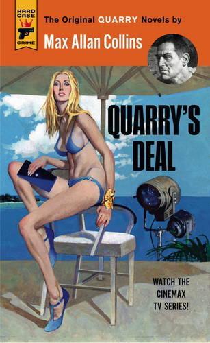 Quarry's Deal - Hard Case Crime (Paperback)