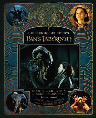 The Making of Pan's Labyrinth (Hardback)