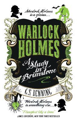 Warlock Holmes: A Study in Brimstone (Paperback)