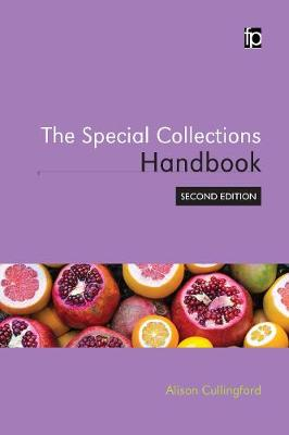The Special Collections Handbook (Paperback)