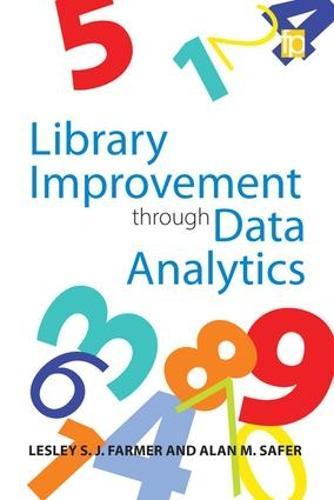 Library Improvement through Data Analytics (Paperback)
