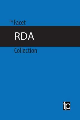 The Facet RDA Collection (Paperback)