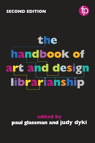 Cover The Handbook of Art and Design Librarianship, 2nd Edition