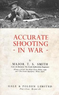Accurate Shooting in War (Paperback)