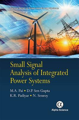 Small Signal Analysis of Integrated Power Systems (Hardback)