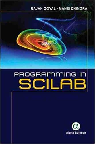 Programming in SCILAB (Hardback)
