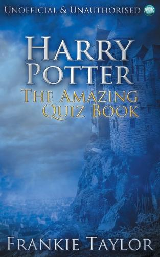 Harry Potter - The Amazing Quiz Book (Paperback)