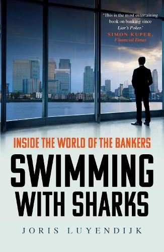 Image result for swimming with sharks book