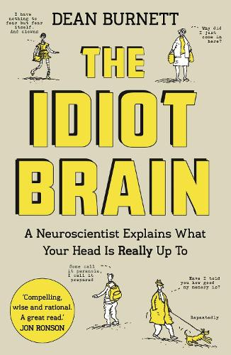 The Idiot Brain: A Neuroscientist Explains What Your Head is Really Up To (Paperback)