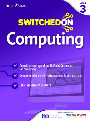 Switched on Computing Year 3 (Paperback)
