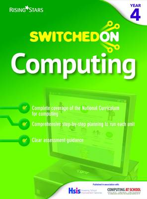 Switched on Computing Year 4 (Paperback)