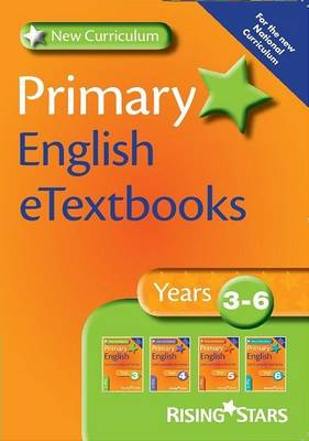 Primary English: Learn, Practise and Revise eTextbooks: Years 3-6 (CD-ROM)