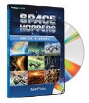 Space Hoppers eBook Library (CD-ROM)